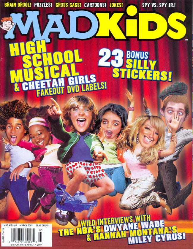 MAD Kids #6 • USA • 1st Edition - New York
