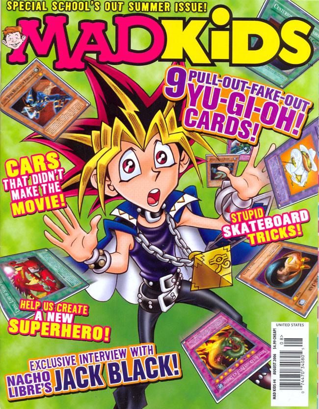 MAD Kids #4 • USA • 1st Edition - New York