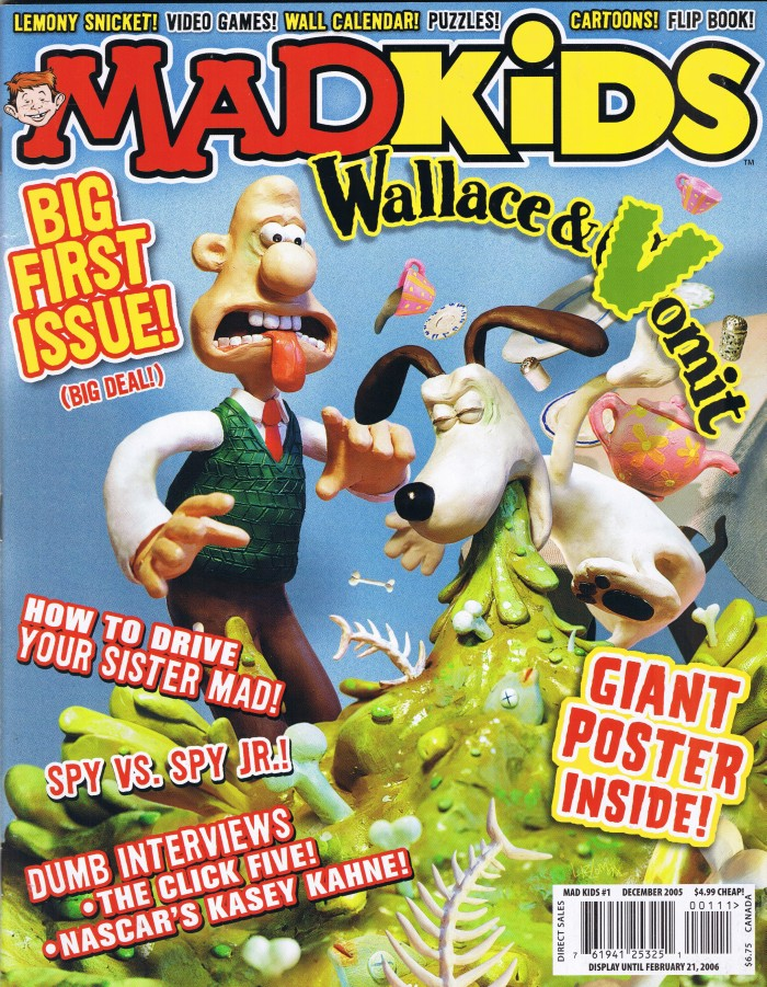 MAD Kids #1 • USA • 1st Edition - New York
