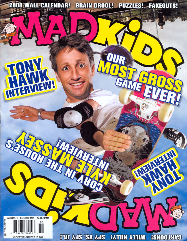 MAD Kids #9 • USA • 1st Edition - New York