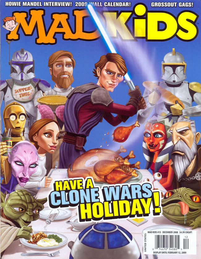 MAD Kids #13 • USA • 1st Edition - New York