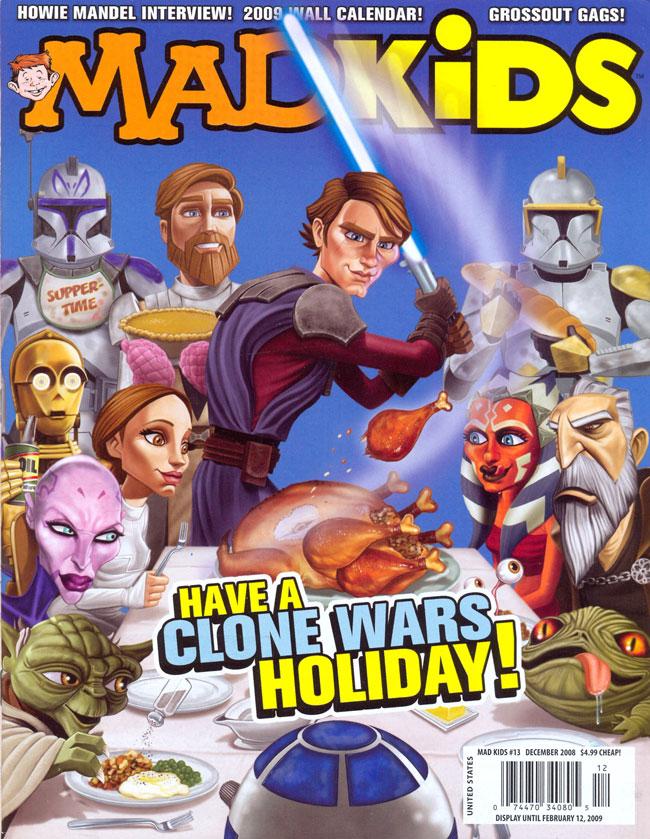 MAD Kids #13 • USA • 1st Edition - New York