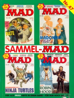 Go to Sammel MAD #47 • Germany • 1st Edition - Williams
