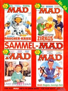 Go to Sammel MAD #46 • Germany • 1st Edition - Williams