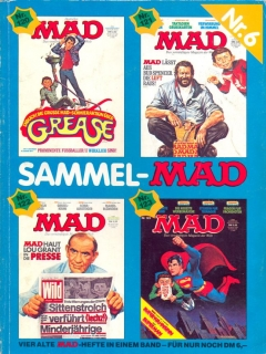 Sammel MAD #6 • Germany • 1st Edition - Williams