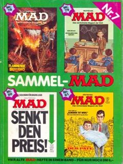 Go to Sammel MAD #7 • Germany • 1st Edition - Williams