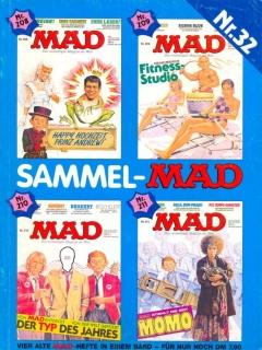 Go to Sammel MAD #32 • Germany • 1st Edition - Williams