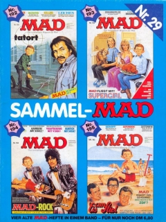Go to Sammel MAD #29 • Germany • 1st Edition - Williams