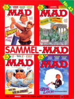 Go to Sammel MAD #43 • Germany • 1st Edition - Williams