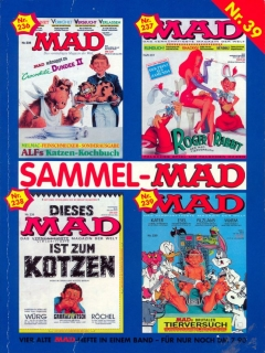Go to Sammel MAD #39 • Germany • 1st Edition - Williams