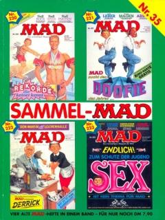 Go to Sammel MAD #35 • Germany • 1st Edition - Williams