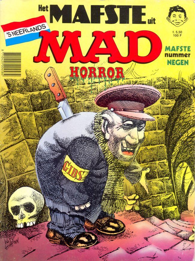 Het Mafste uit MAD #9 • Netherlands • 1st Edition