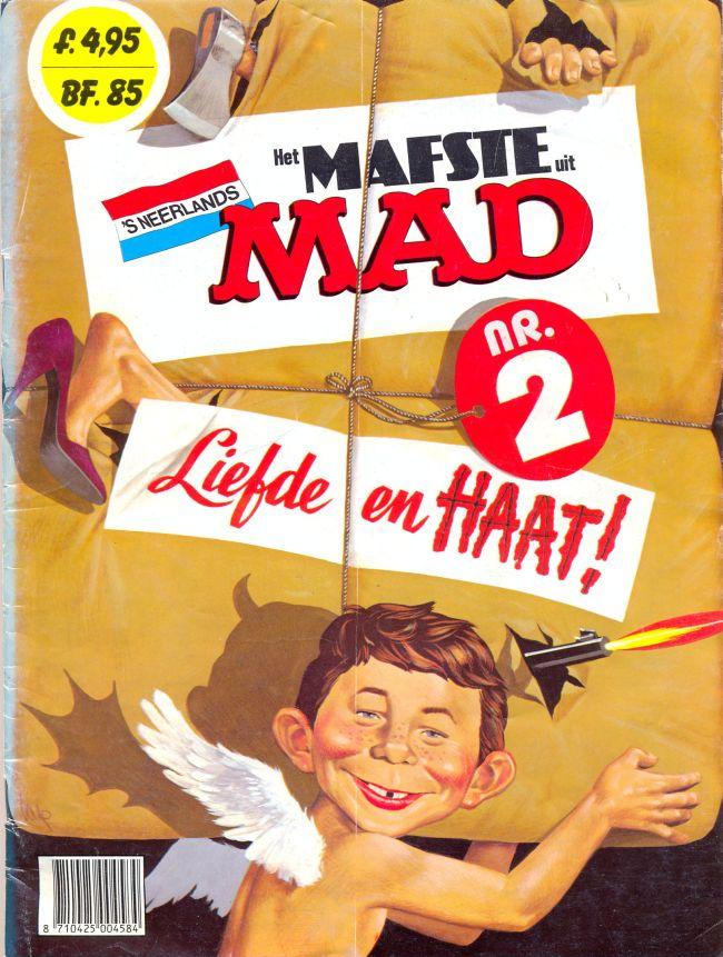 Het Mafste uit MAD #2 • Netherlands • 1st Edition