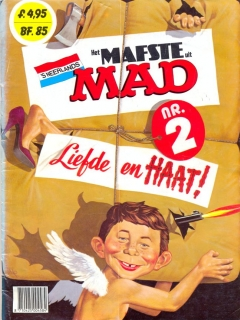 Go to Het Mafste uit MAD #2 • Netherlands • 1st Edition