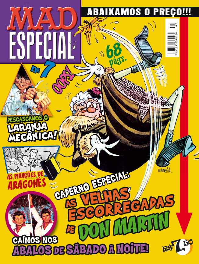 MAD Especial #7 • Brasil • 4th Edition - Panini