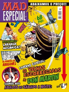 Go to MAD Especial #7 • Brasil • 4th Edition - Panini