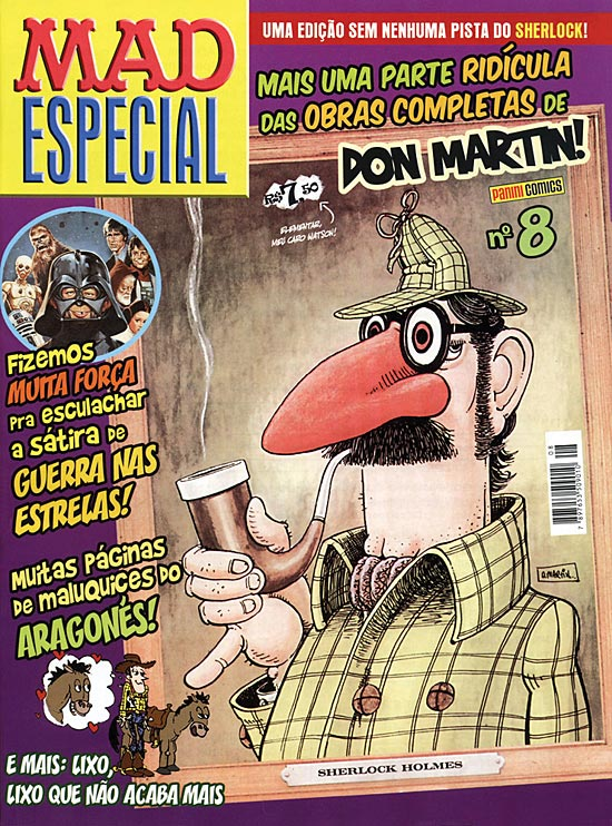 MAD Especial #8 • Brasil • 4th Edition - Panini