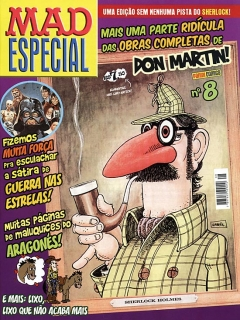 Go to MAD Especial #8 • Brasil • 4th Edition - Panini
