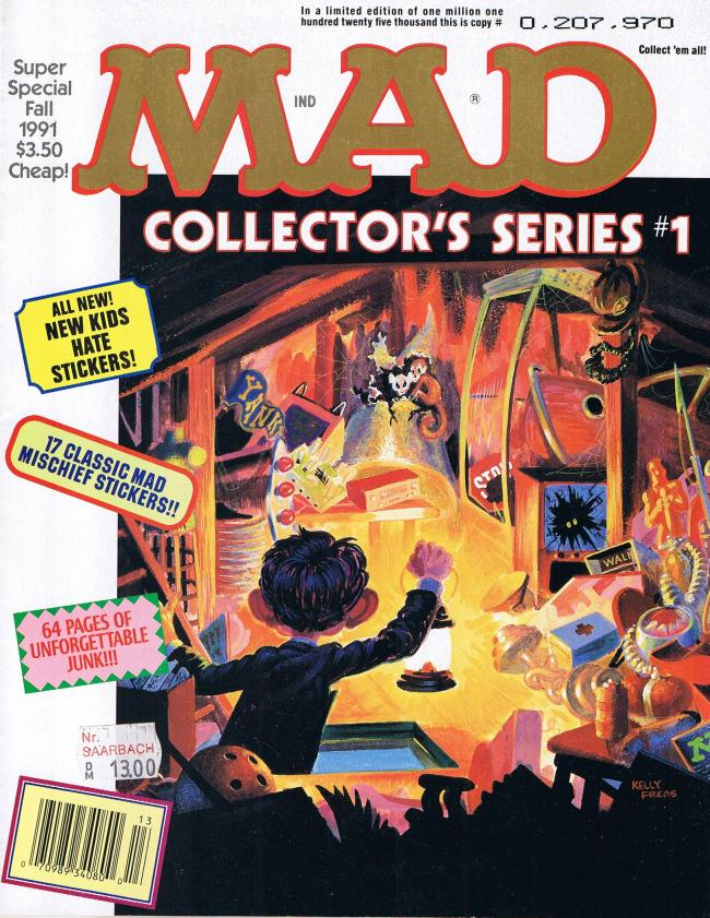 MAD Super Special #76 • USA • 1st Edition - New York