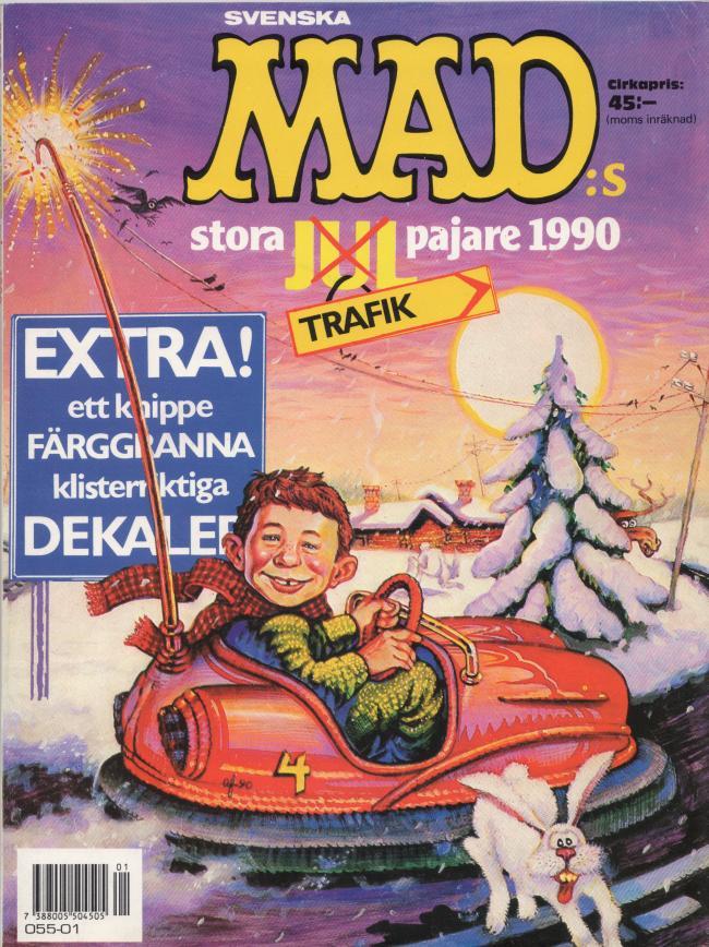 Stora Julpajaren #1990 • Sweden