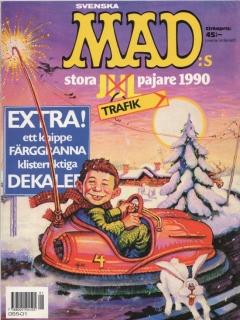 Go to Stora Julpajaren #1990 • Sweden