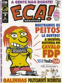 ECA! Magazine #3 • Brasil • 3rd Edition - Mythos