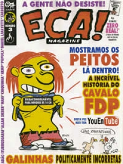 Go to ECA! Magazine #3 • Brasil • 3rd Edition - Mythos