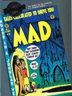 Go to MAD #1 Reprint • USA • 1st Edition - New York