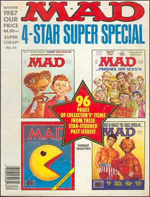 MAD Super Special #61 • South Africa