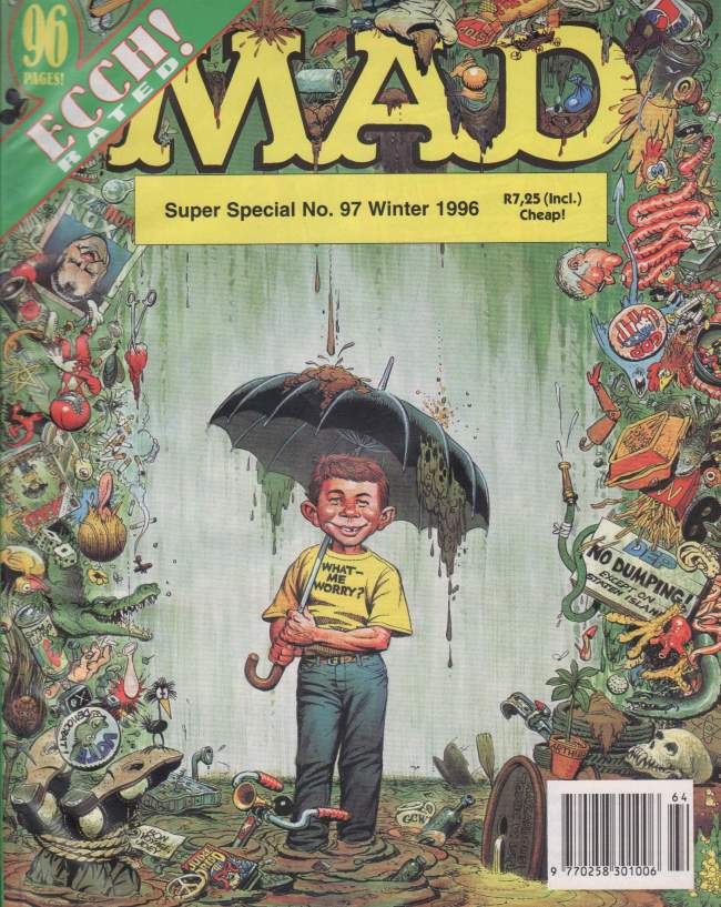 MAD Super Special #97 • South Africa