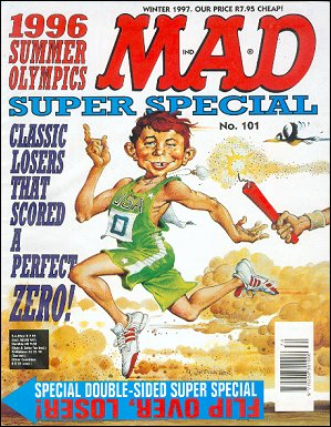 MAD Super Special #101 • South Africa