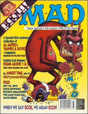 MAD Super Special #104 • South Africa