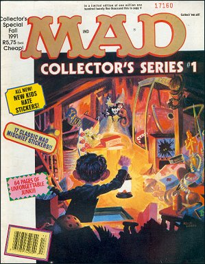 MAD Collectors Series #1 • South Africa