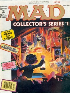 MAD Collectors Series • South Africa • 1st Edition
