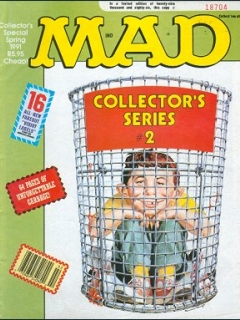 MAD Collectors Series #2 • South Africa