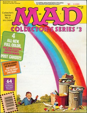 MAD Collectors Series #3 • South Africa