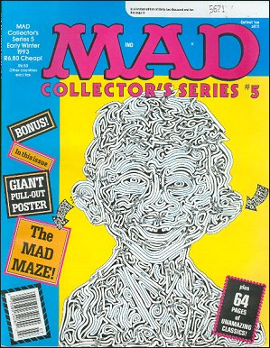 MAD Collectors Series #5 • South Africa