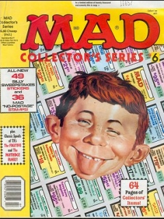 MAD Collectors Series #6 • South Africa