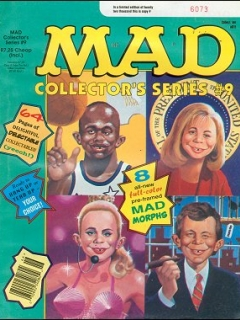 MAD Collectors Series #9 • South Africa