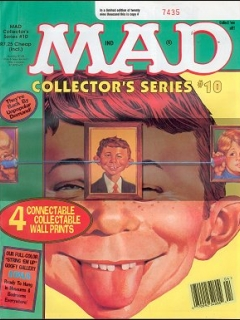 MAD Collectors Series #10 • South Africa