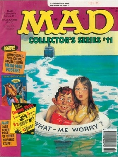 MAD Collectors Series #11 • South Africa