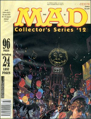 MAD Collectors Series #12 • South Africa