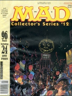 Go to MAD Collectors Series #12 • South Africa