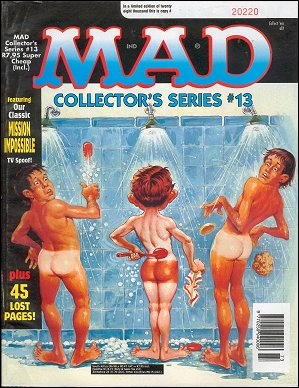 MAD Collectors Series #13 • South Africa