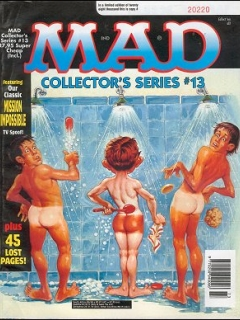 Go to MAD Collectors Series #13 • South Africa