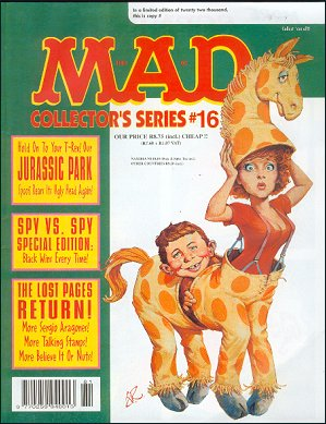 MAD Collectors Series #16 • South Africa