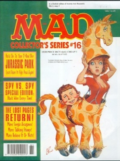 Go to MAD Collectors Series #16 • South Africa