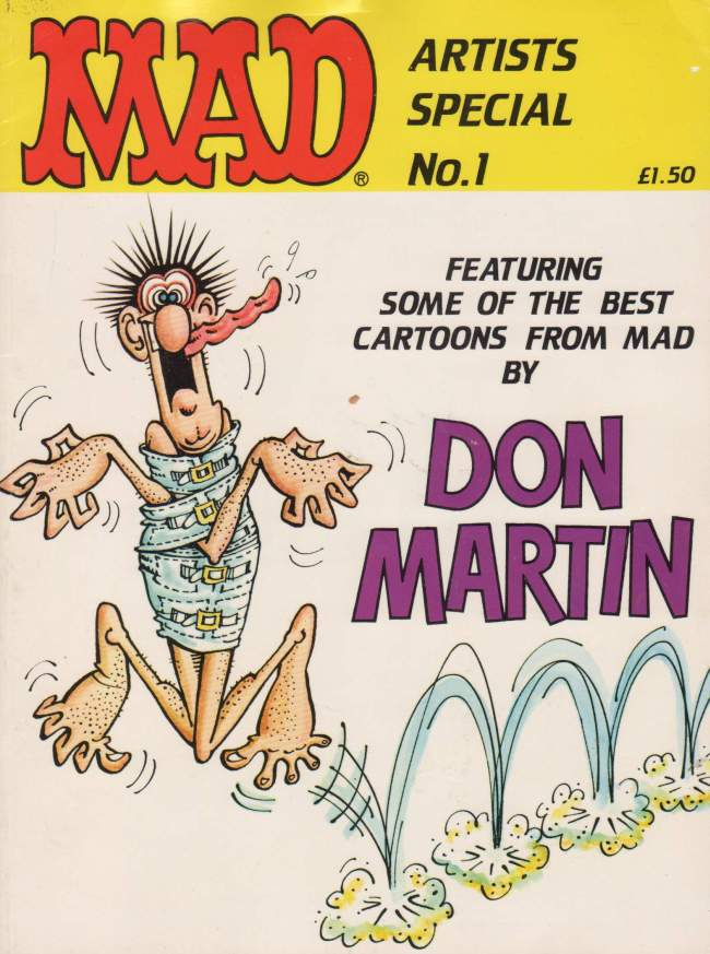 MAD Artists Special #1 • Great Britain