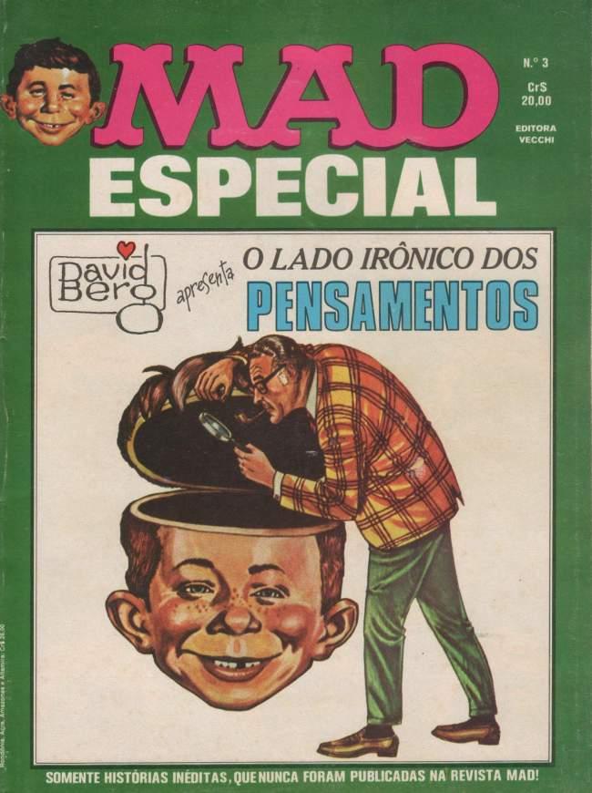 MAD Especial (Vecchi) #3 • Brasil • 1st Edition - Veechi
