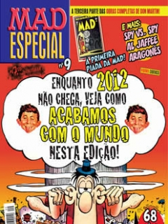 Go to MAD Especial #9 • Brasil • 4th Edition - Panini